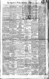 Saunders's News-Letter Saturday 14 March 1857 Page 1