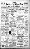 Sevenoaks Chronicle and Kentish Advertiser Friday 17 January 1908 Page 1