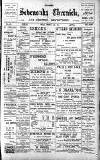 Sevenoaks Chronicle and Kentish Advertiser Friday 13 March 1908 Page 1