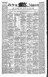 Jersey Independent and Daily Telegraph Saturday 11 April 1857 Page 1