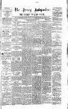 Jersey Independent and Daily Telegraph Tuesday 01 June 1875 Page 1