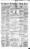 Doncaster Gazette Friday 04 November 1870 Page 1
