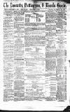 Doncaster Gazette Friday 23 December 1870 Page 1
