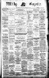 Whitby Gazette Friday 16 January 1891 Page 1
