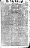 Daily Telegraph & Courier (London) Saturday 07 November 1885 Page 1