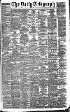 Daily Telegraph & Courier (London) Monday 21 October 1895 Page 1