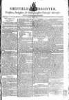 Sheffield Register, Yorkshire, Derbyshire, & Nottinghamshire Universal Advertiser