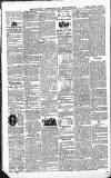 Tiverton Gazette (Mid-Devon Gazette) Tuesday 31 January 1860 Page 2