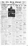 Derry Journal Monday 26 June 1950 Page 1