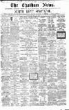 Chatham News Saturday 30 May 1863 Page 1