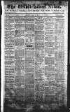 Whitehaven News Thursday 14 January 1858 Page 1