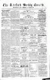 North Devon Gazette Tuesday 23 December 1856 Page 1