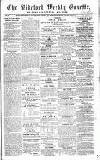 North Devon Gazette Tuesday 24 February 1857 Page 1