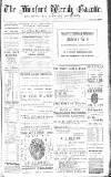 North Devon Gazette Tuesday 11 February 1896 Page 1