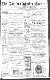 North Devon Gazette Tuesday 24 March 1896 Page 1