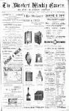 North Devon Gazette Tuesday 11 July 1899 Page 1