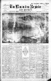 Llandudno Register and Herald Thursday 05 December 1889 Page 1