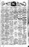 Faringdon Advertiser and Vale of the White Horse Gazette Saturday 15 February 1896 Page 1