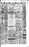 Cornubian and Redruth Times Friday 26 February 1869 Page 1