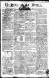 Public Ledger and Daily Advertiser Thursday 10 January 1805 Page 1