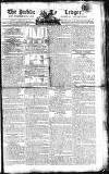 Public Ledger and Daily Advertiser Friday 08 February 1805 Page 1
