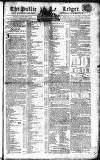 Public Ledger and Daily Advertiser Tuesday 10 December 1805 Page 1