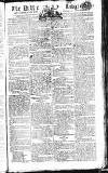Public Ledger and Daily Advertiser Wednesday 16 July 1806 Page 1