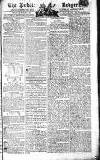 Public Ledger and Daily Advertiser Friday 12 December 1806 Page 1