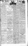 Public Ledger and Daily Advertiser Tuesday 16 December 1806 Page 1