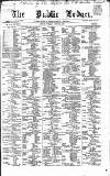 Public Ledger and Daily Advertiser Tuesday 22 June 1869 Page 1