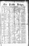 Public Ledger and Daily Advertiser Thursday 01 December 1870 Page 1