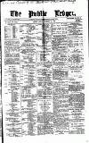Public Ledger and Daily Advertiser Friday 20 December 1878 Page 1