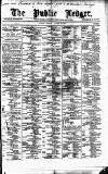 Public Ledger and Daily Advertiser Monday 16 August 1880 Page 1