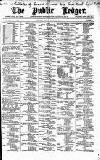 Public Ledger and Daily Advertiser Friday 30 April 1897 Page 1