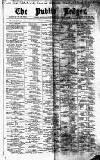 Public Ledger and Daily Advertiser Saturday 01 January 1898 Page 1