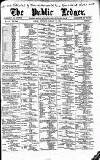 Public Ledger and Daily Advertiser Thursday 13 January 1898 Page 1