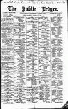 Public Ledger and Daily Advertiser Saturday 15 January 1898 Page 1