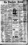 Stonehaven Journal Thursday 01 November 1917 Page 1