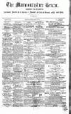 Monmouthshire Beacon Saturday 25 January 1862 Page 1