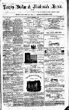 Pateley Bridge & Nidderdale Herald Saturday 01 September 1883 Page 1