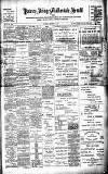 Pateley Bridge & Nidderdale Herald Saturday 29 December 1900 Page 1
