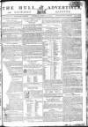 Hull Advertiser and Exchange Gazette Saturday 21 March 1801 Page 1