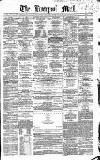 Liverpool Mail Saturday 23 June 1855 Page 1