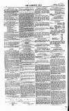 Liverpool Mail Saturday 03 October 1874 Page 14
