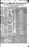 Western Courier, West of England Conservative, Plymouth and Devonport Advertiser Wednesday 28 December 1836 Page 1