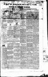 Western Courier, West of England Conservative, Plymouth and Devonport Advertiser Wednesday 11 April 1838 Page 1