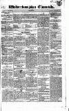 Wolverhampton Chronicle and Staffordshire Advertiser Wednesday 09 November 1831 Page 1