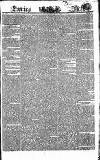 Evening Mail Wednesday 19 March 1823 Page 1