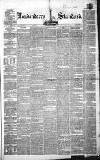 Londonderry Standard Thursday 26 February 1863 Page 1