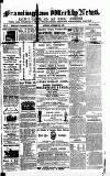 Framlingham Weekly News Saturday 12 November 1859 Page 1